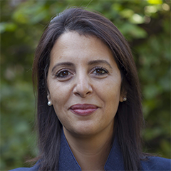 Photo Zakia Khattabi Ministre 240